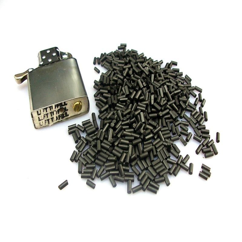 100 Pcs Universal Gasoline Lighter Flints Stone  Petrol Kerosene Lighter Accessories