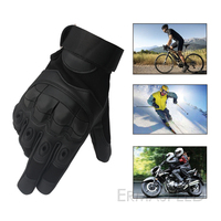 Full Finger Motorcycle Gloves Enduro Winter Microfiber Leather Racing Tactical Military Motocross Gloves Motorbike Accessories 3