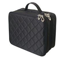 美容師必要な二重層化粧品袋ボックス女性美容化粧台メイクアップツールオーガナイザーケース旅行トイレタリーウォッシュ収納