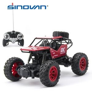 RC Cars 1:18 Radio Control car Buggy Off-Road Trucks Toys For Children High Speed Climbing Mini rc Rc Drift driving Car