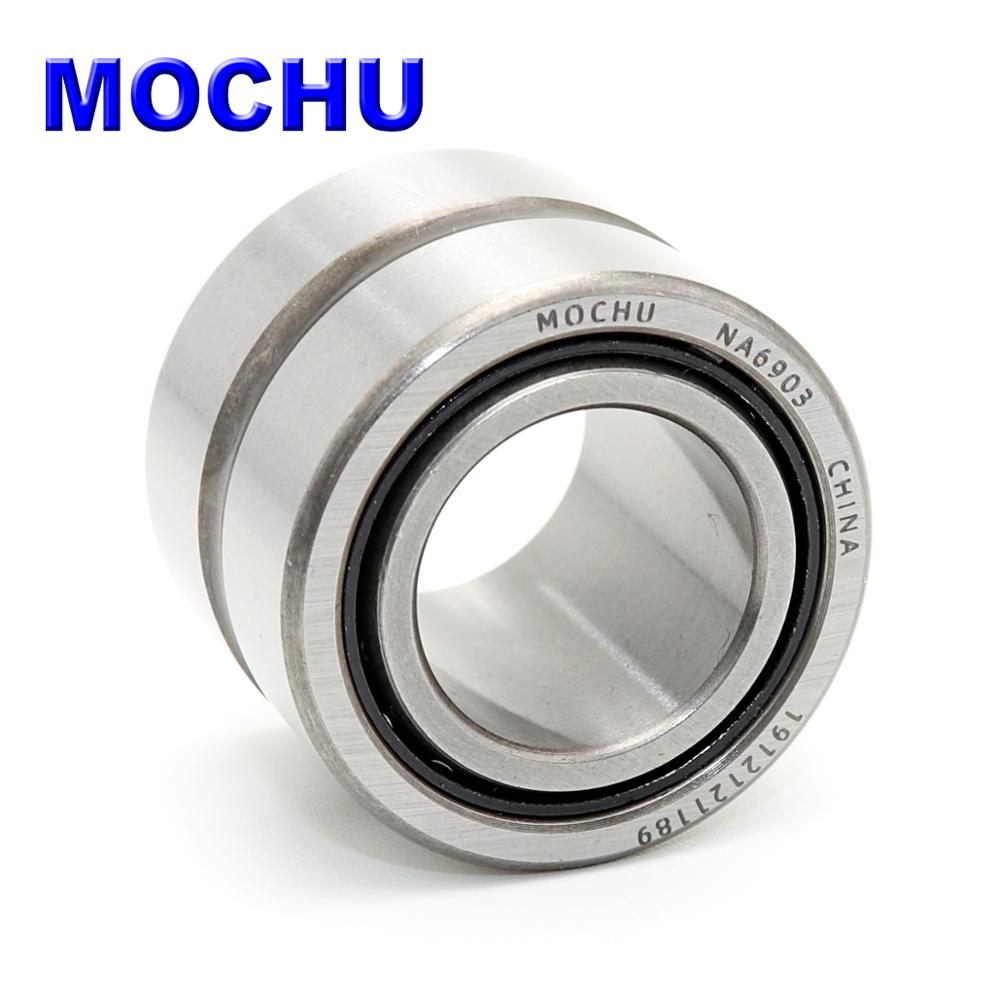 1PCS NA6903 17X30X23 6544903 MOCHU Needle Roller Bearings With Machined Rings With An Inner Ring