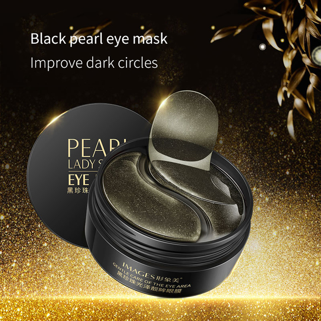 Eye Patches Korean Collagen Hydrogel Ageless Anti Aging 60PCS Gold Green Anti Wrinkles Eyes Mask Dark Circles Bags For Patch M 1