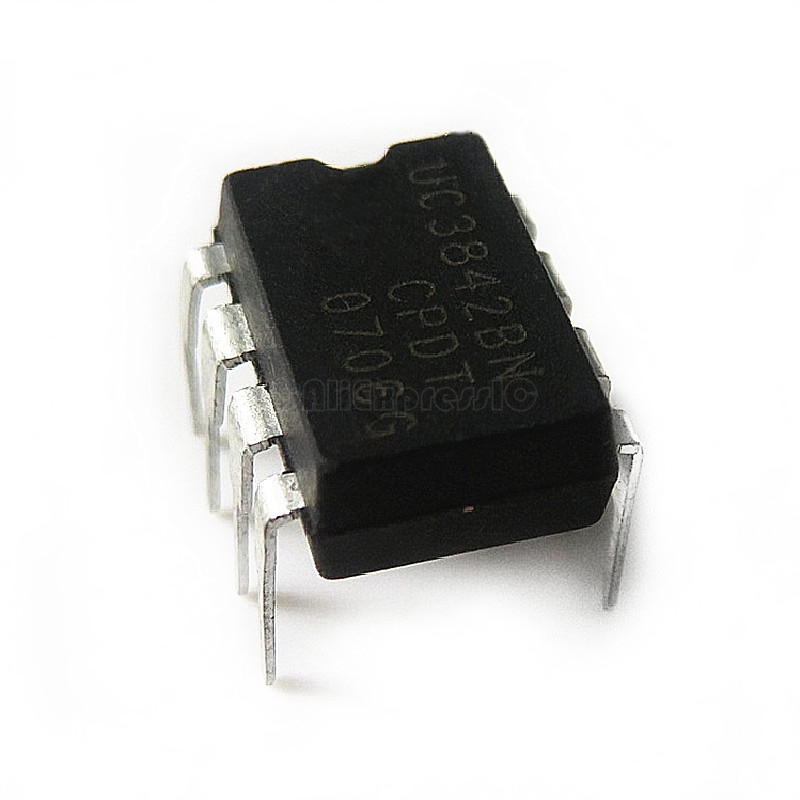 10 pcs/lot UC3842AN DIP-8 UC3842 UC3842BN En Stock