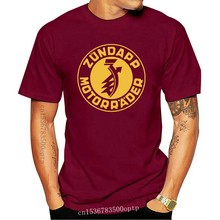 Zundapp – T-Shirt avec Logo Oliv K800,Ks750, Gespann Zweirad kut, Cs 50,Ks 80 2020, nouveau Design de rue, vêtements rétro