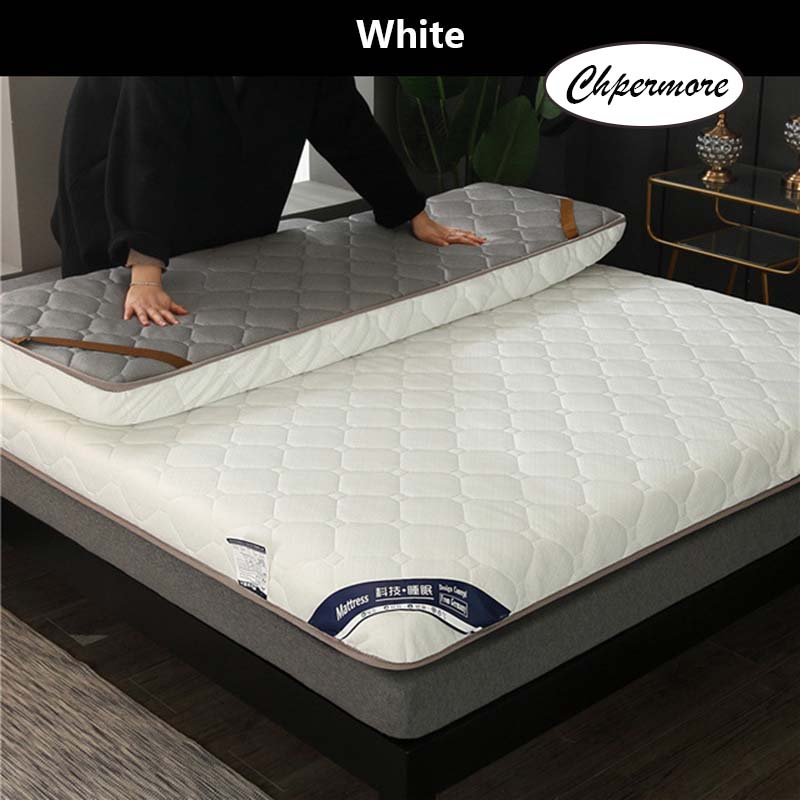 Image 3 - Chpermore New double sided breathable Mattress Thickened student Tatami Foldable Mattressess  For King Queen Twin Full Size-in Mattresses from Furniture