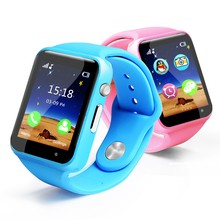 цена на Smart Watch A1 1.54 Color Touch Screen Wrist Watch With Bluetooth SIM Card TF Card Slot Passometer Camera For Android Phone