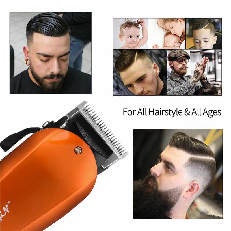 Awe Inspiring Classic Retro Mens Hair Clipper Strong Power Adjusted Electric Natural Hairstyles Runnerswayorg