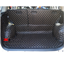лучшая цена Lsrtw2017 Leather Car Trunk Mat Cargo Liner for Suzuki Grand Vitara 2006 2007 2008 2009 2010 2011 2012 2013 2014 2015  Escudo