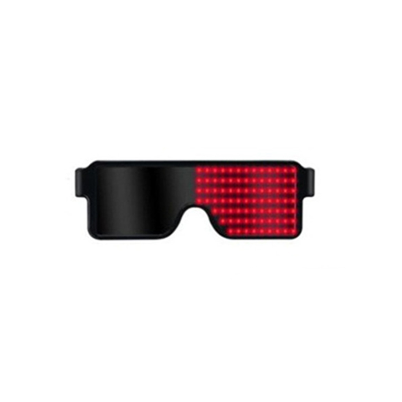 CHEMION Smart LED Special Atmosphere Sunglasses for Nightclub Party Birthday