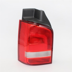 Image 2 - For VW T5 T6 Multivan Transporter 2010 2011 2012 2013 2014 2015 Car styling Rear Lamp Tail Light