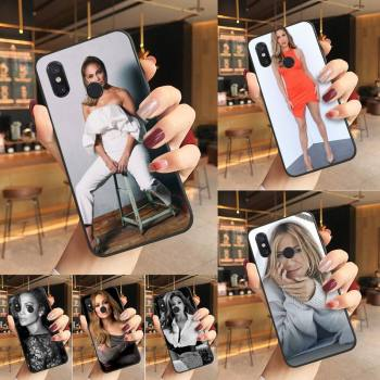 Yinuoda Jennifer Lopez Black Cell Phone Case Phone Case For Redmi K20 Note 5 7 7a 6 8 Pro note 8T 9 Xiaomi Mi 8 9 SE image
