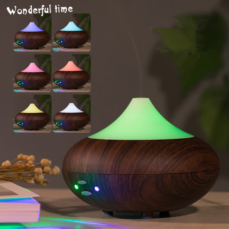 Essential Oil Diffuser Air Ultrasonic Aroma Humidifier USB Charging Color Led Night Light Mist Maker Aromatherapy Electric Home