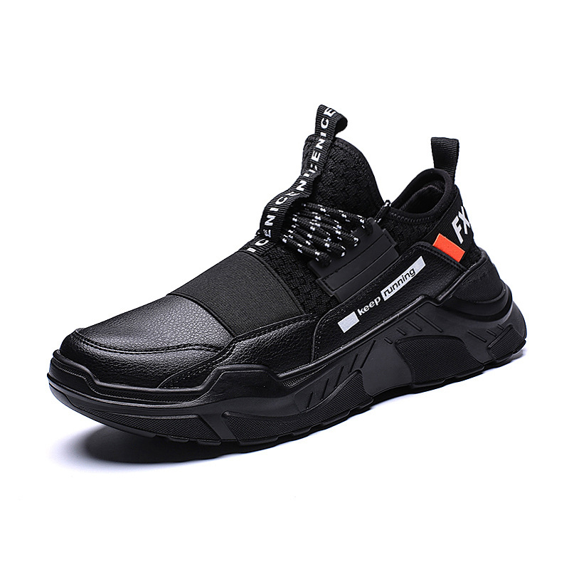 Fashion Style Men Casual Shoes Lace Up Comfortable Shoes Man Soft Lightweight Outdoor Sneakers Men Zapatillas Hombre Big Size 46