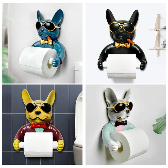 Support pour Papier Toilette Original