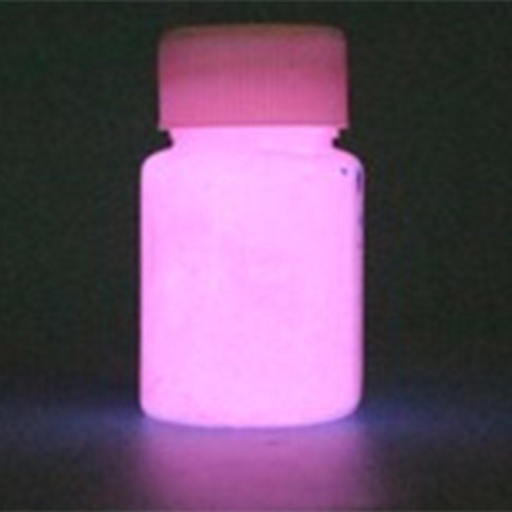 High-Gloss Luminous Paint Waterproof Long-Lasting Fluorescent Liquid Luminous Powder Luminous Paint Water-Based