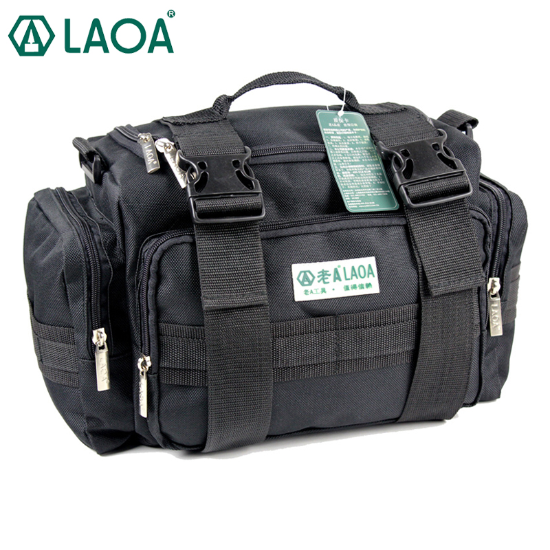 LAOA Tools Bag Multifunction Hardware Toolkit Thicken Storage Bags Travelling Bag