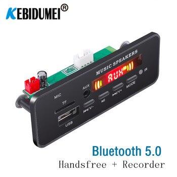 Samochodowy bluetooth Radio zestaw głośnomówiący płyta dekodera mp3 Panel bezprzewodowy moduł FM karty TF 3.5mm USB AUX adapter muzyczny do Toyota yatu