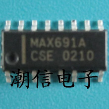 MAX691ACSE лапками углублением SOP-16