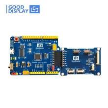 Arduino UNO für EPD e-papier display entwicklung board demo kit HUT für e-tinte DEArduino(C03)