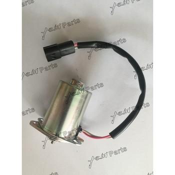 Dla RC601-61930 elektromagnetycznego kubota dla Kubota U20 tanie i dobre opinie Blok silnika 2019 3 cylinder original solenoid