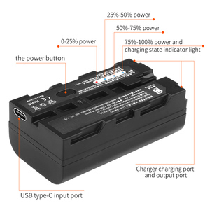 Image 5 - TOAZOE T119S Ultra thin LED Video Light Photography Fill Light 3300K 5600K CRI95+ for Canon Nikon Sony Panasonic DSLR Camera