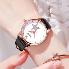 Female Watches Women Simple Temperament Between Junior and Senior 2020 Waterproof Womens Watches Wrist Watches for Women cheap QUARTZ Buckle Alloy 3Bar Fashion Casual Pin Buckle Fob 34mm Circular Stainless Steel Leather Stainless Steel Ordinary