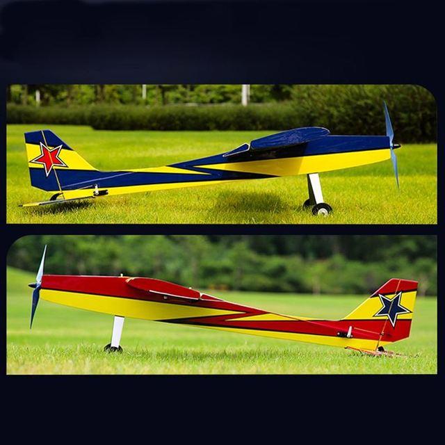 أومفيبي تشالينجر 49 GP 1250 مللي متر وينغسبان بلاسا الخشب RC طائرة المدرب Warbird عدة الإصدار RC في الهواء الطلق طائرات بدون طيار لعبة للمبتدئين 6