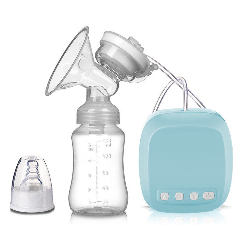 Butterfly Qi Electric Breast Pump Automatic Milker Breast Pump Maternal Pull Milk Maker Suction Large Breast Pump