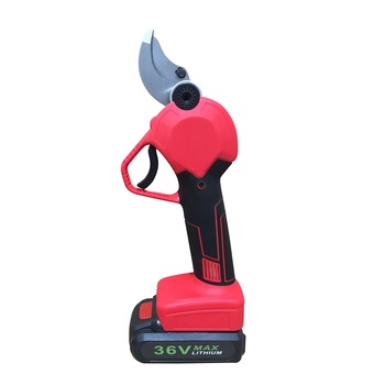 Electric Wireless Rechargeable Lithium Tree Pruning Shears Garden Cutter Tools Cutting Grafting
