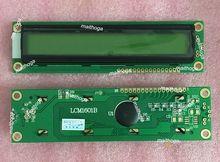 16PIN параллельный 1601 LCD Большой символьный экран модуля SPLC44780C контроллер 5 в 3,3 В синий/фотографический