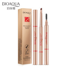 Eyebrow-Pen Beauty-Pencil Multifunction Long-Lasting 3-Color BIOAQUA for Waterproof