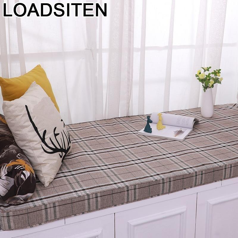 Siedziska Colchon Tatami Poduszka Na Siedzisko Decorativo Pad Mattress Seat Cojin Balcony Cushion Home Decor Window Bay Mat