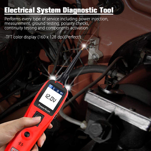 Image 2 - Autel PowerScan PS100 Elektrische System 12V/24V Diagnose Circuit Tester Werkzeug Elektrischen Tester & Test Führt