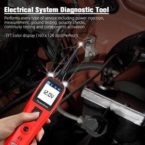 Image 2 - Tester per circuiti elettrici automobilistici Autel PowerScan PS100, PS100 12V 24V sonda di potenza strumento diagnostico BMS ricerca corta aperta