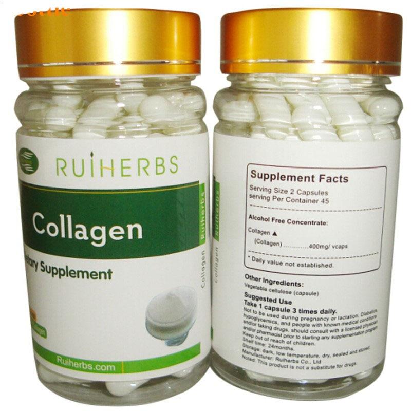 Pure Fish Collagen (1Bottle=90pcs)…