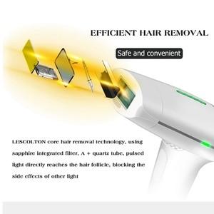 Image 5 - 1300000 fois T009 professionnel IPL Laser épilation femme électrique épilateur Photo indolore épilateur Machine à épiler