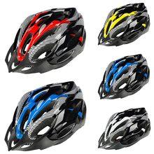 Vermelho ciclismo capacete das mulheres dos homens da bicicleta capacete mtb mountain road ciclismo esportes ao ar livre ciclismo mountain bike grande capacete