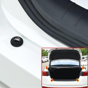 Image 5 - 4Pcs PVC Car Shock Absorbing Gasket Buffer Stickers For BMW Mini Cooper X5 X1 E87 E92 E46 E90 E60 F10 F30 E36 F20 F31 E30 G30