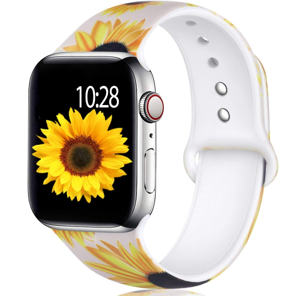 Floral Band for Apple Watch 344