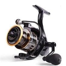 Fishing-Reel HE7000 Reel-Carp Send-Line Saltwater Metal Max Drag PPGUN Spinning 10kg