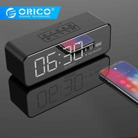ORICO Bluetooth Speaker Portable Wireless Stereo Sound Boombox Waterproof bluetooth boombox portable speaker with Alarm