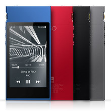 FiiO M7 High-Resolution Lossless music Player ES9018Q2C Bluetooth4.2 aptX-HD LDAC Touch Screen MP3 Support FM Radio(China)