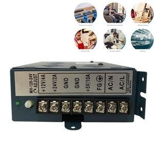 Image 2 - Fácil de aplicar fuente de alimentación Caja de marco máquina de Arcade módulo de conmutación dispositivo Negro Juegos Electrónicos duradero equipo práctico