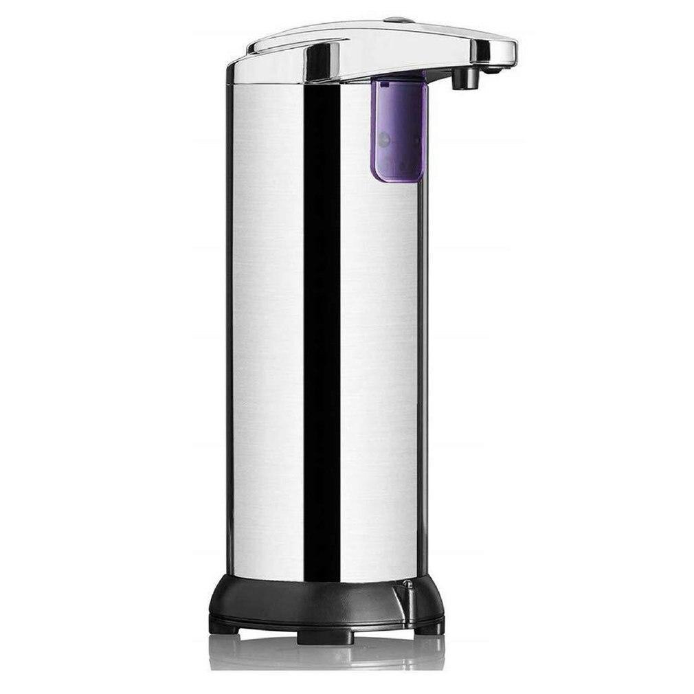 Stainless Steel Foam Soap Dispenser Automatic Induction Foam Infrared Induction Foam Soap Dispenser Kitchen Bathroom