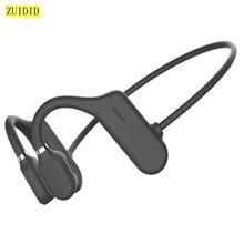 DYY-1 наушники с костной проводимостью Bluetooth 5,0, удобные, IPX6 водонепроницаемые Беспроводные спортивные наушники с микрофоном