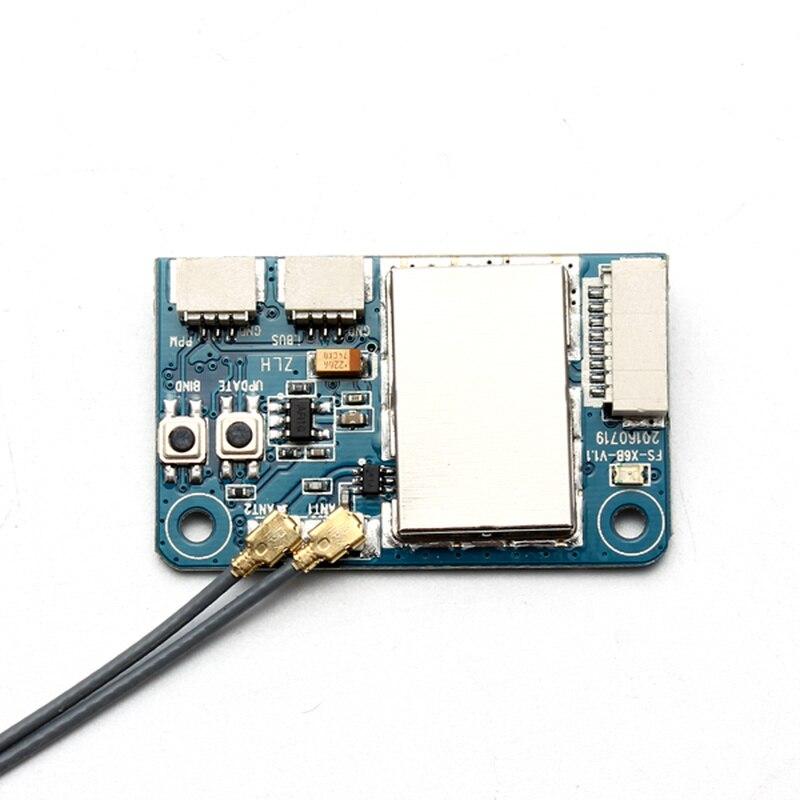FLYSKY FS-i6X FS i6X 10CH 2.4GHz AFHDS 2A émetteur RC avec récepteur X6B iA6B A8S iA10B iA6 pour Drone de course RC FPV - 5