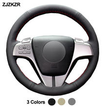 Car Auto Steering-Wheel Cover For Mazda 6 (GH) 2009 2007 – 2012 Volant Braid on the Steering wheel Funda Volante 2008 2010 2011
