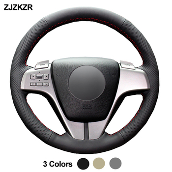 Car Auto Steering Wheel Cover For Mazda 6 GH 2009 2007 2012 Volant Braid on the
