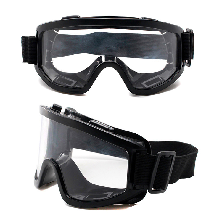 3M Safety Glasses Anti-shock PC Lens Goggles Anti-splash Anti-UV Windproof Riding Protective Glasses Working Eyewear
