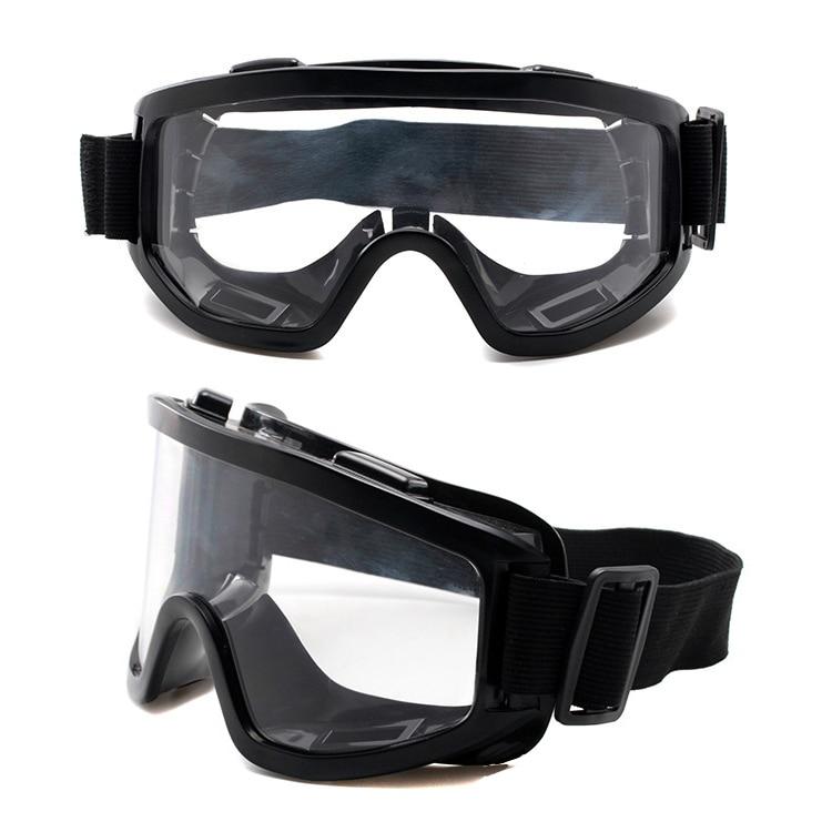 3M Safety Glasses Anti-shock PC Lens Goggles Anti-splash Anti-UV Windproof Riding Protective Glasses Working Eyewear
